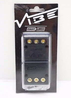 VIBE Audio Fast Plug Quick Release Car Power Connector - Free Delivery