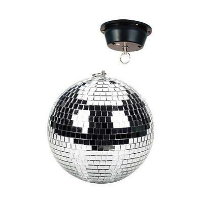 "Klasse Skytec 20Cm 8"" Spiegel Discoball Disko Licht Kugel Event Light Led Eefekt"