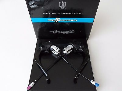 *New Campagnolo Chorus TT Time-Trial EPS 11 Speed bar-end brake levers*