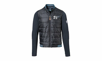 Porsche Driver's Selection Sweat Mix Jacket - Martini Collection