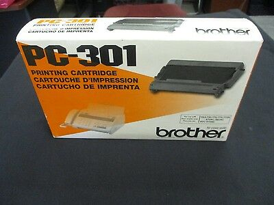 Brother PC-301 New Printing Cartridge