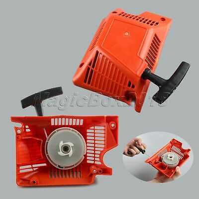 Recoil Starter Assembly Parts For Chinese Chainsaw 4500 5200 5800 Replacement