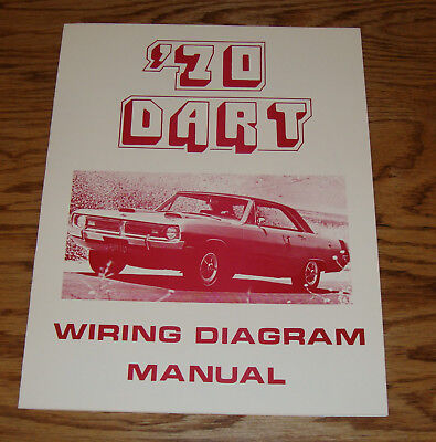 1970 plymouth duster \u0026 valiant wiring diagram manual 70 $9 00 70 Charger Wiring Diagram