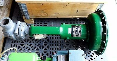 "Fisher Controls Type Ez 2"" Globe Control Valve & 657 Size 45 Diaphragm Actuator"