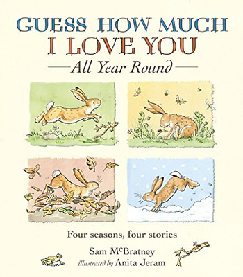 Mcbratney Sam-Guess How Much I Love You All Yea  Book Neu