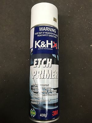 K&h 3M 1K Etch Primer Automotive Marine Industrial