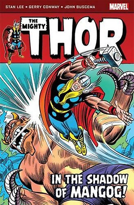 The Mighty Thor:shadow Of Mangog  Book New