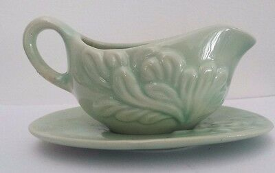 MCP Gravy Boat with Underplate