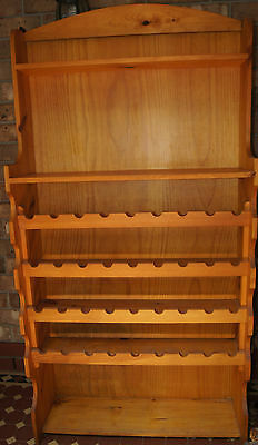 Wine Rack Large Wooden