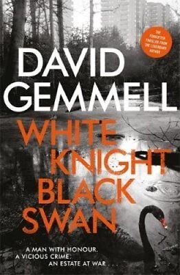 White Knight/Black Swan by David Gemmell (Hardback, 2017)