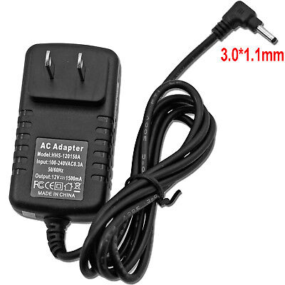 New 18W 12V 1.5A AC Adapter Wall Charger Power For HP Pro Slate 10 EE G1