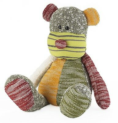 Intelex Fully Heatable Warmies Bear Microwavable Bed Time Bright Soft Toy Teddy
