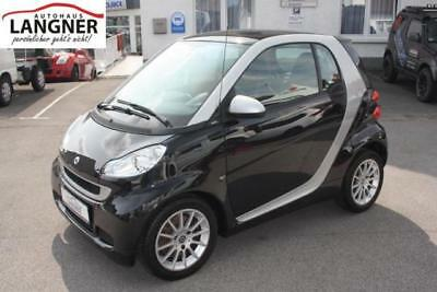 Smart fortwo coupe Panoramadach