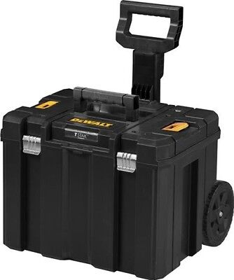 DEWALT DWST1-75799 TSTAK™ Mobile Storage With Extendable Long Handle