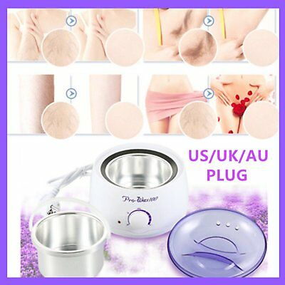 110V&220V Salon Spa Hair Removal body spa Hot Wax Warmer Heater Pot Machine XH