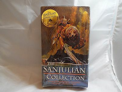 The Sanjulian Collection Fantasy Art Trading Cards Sealed Box Of 36 Packs