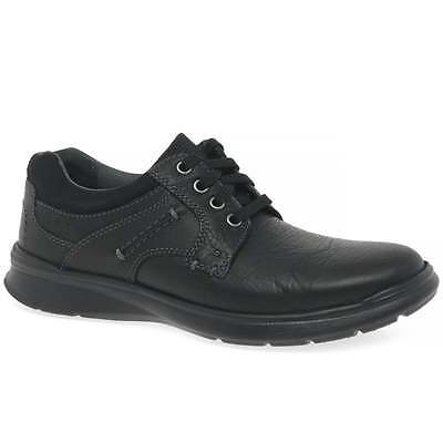 Clarks Cotrell Plain Mens Casual Shoes
