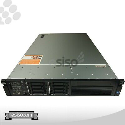 2x 600GB 10K SAS HP Proliant DL380 G7 server 2x 2.66GHz 6-Core 64GB RAM