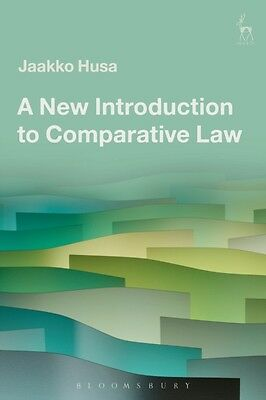 A New Introduction to Comparative Law (Paperback), Husa, Jaakko, 9781849467964