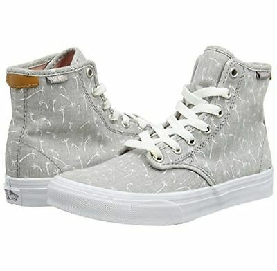 a69bed331cef3a Vans New Camden High-Top Gray Womens Shoes Size 5.5 M Fashion Sneakers MSRP   65