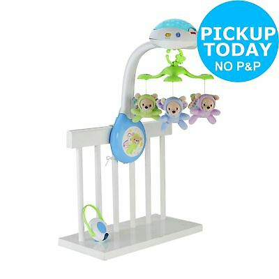 Fisher-Price Butterfly Dreams 3-in-1 Projection Mobile