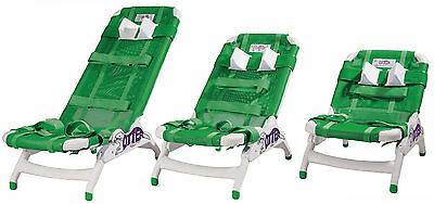Wenzelite Otter Special Needs Bath Shower Chair System Soft Fabric S/M/L