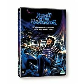 Flight Of The Navigator DVD - Brand New!
