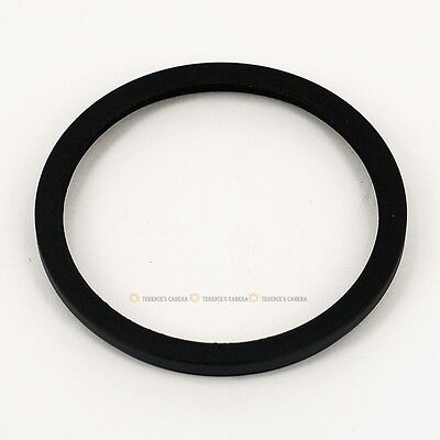 72mm-62mm 72-62 mm Stepping Step Down Filter Ring Lens Adapter Black