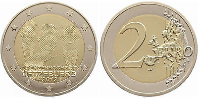 """Luxembourg 2012: """"Prince wedding"""", mint state"""