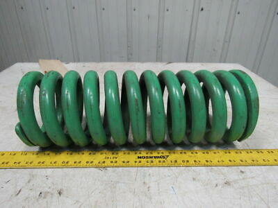 "Industrial Coil Support Spring 18-1/2"" x 6-3/4"" x 1-1/8"""