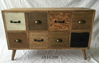 Storage Unit Wooden Cupboard Cabinet Bed Side Board Furniture Free Delivery