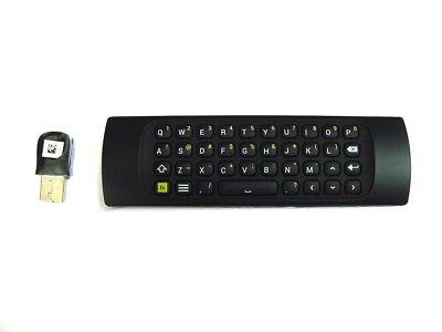Genuine Original Dell Chromebox Chrome Remote with Keyboard and Receiver NEW