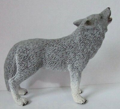 Schleich preowned Howling wolf 14626