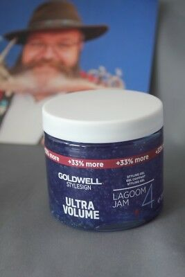 Style sign Lagoom jam XXL Volume Gel Goldwell 200 ml Ultra Volume