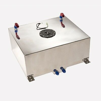 75 Litre Aluminium Fuel Tank (with Level Sensor)