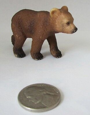 Used preowned grizzly bear cub 14324