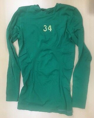 OFFICIAL NORWICH CITY PLAYER & STAFF WORN 2nd SKIN