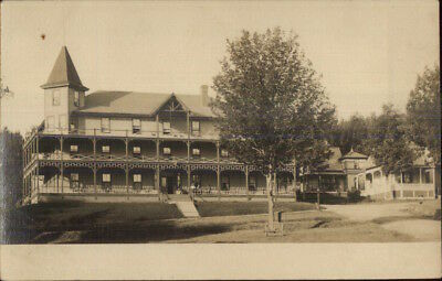 Northport ME Hotel or Inn c1905 Real Photo Postcard #9