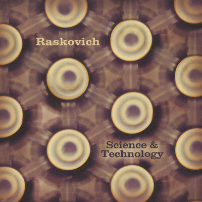 Raskovich - Science & Technology (Vinyl LP - 2017 - EU - Original)