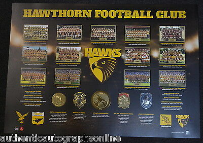 hawthorn limited edition history print