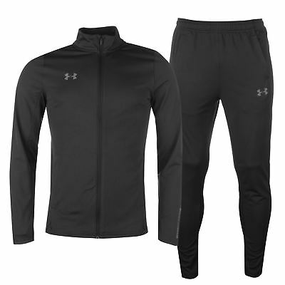 Under Armour Kids Boys Challenger Tracksuit Junior Long Sleeve Chin Guard