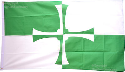 5' x 3' FLAG Kirkcudbrightshire Scotland Scottish 5ftx 3ft Flags Galloway New