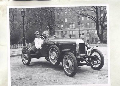 1925 MG No.1 ORIGINAL Factory Photograph Tavern on the Green NYC wy4310