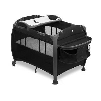 Joovy The Room Infant Nursery Center Portable Travel Bassinet Playard Playpen