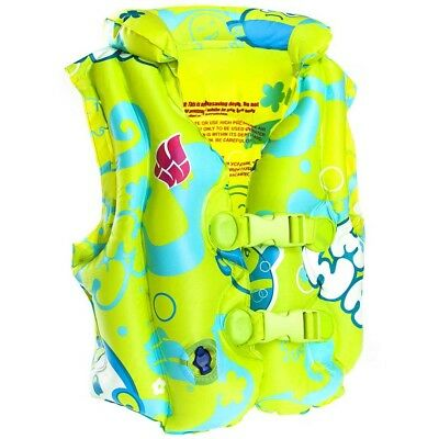 Madwave Swimvest Mad Bubbles One Size Green