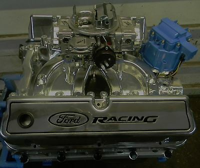 351W FORD 408 Stroker 505Hp Forged Crate Engine Limited Edition 2017 Last  One
