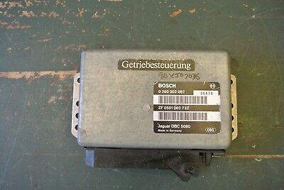 1990 Jaguar XJ6 Engine Control Module Brain ECU/ECM 0260002087