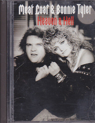 Meat Loaf&Bonnie Tyler-Heaven &Hell Minidìsc album