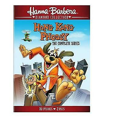 FREE 2 DAY SHIPPING: Hong Kong Phooey: The Complete Series (DVD)