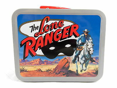 The Lone Ranger Reproduction Mini Tin Lunchbox Cheerios 60th Anniversary #3058